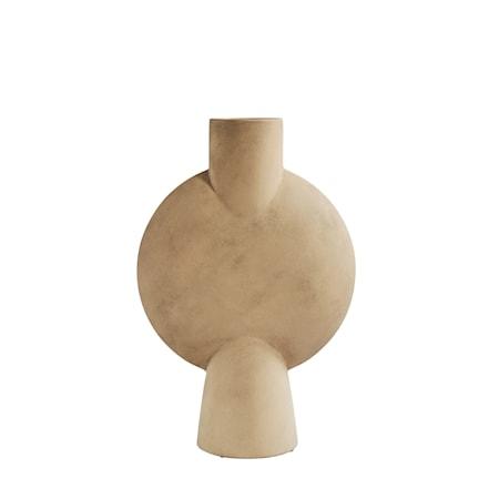 Sphere Vas Bubl Hexa Sand