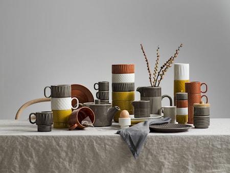 Coffee & More Skål Terrakotta