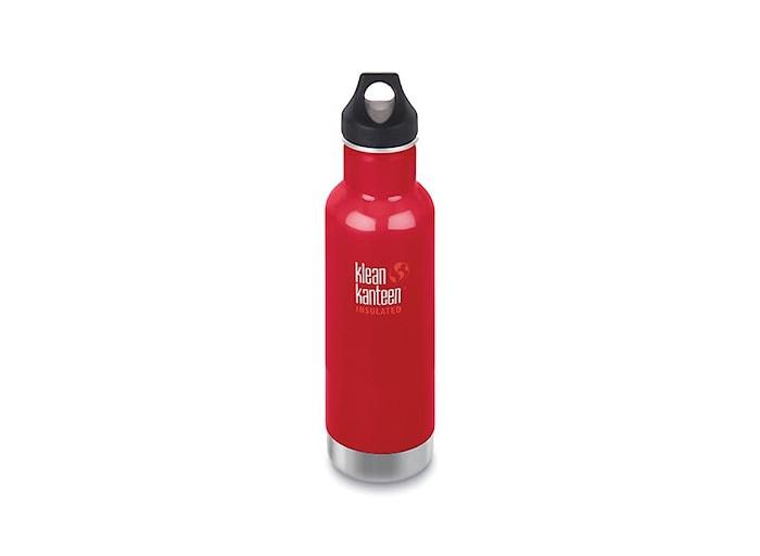 Isolerad Classic Flaska 0.592 L Röd
