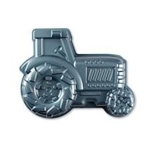 Traktorform Blau