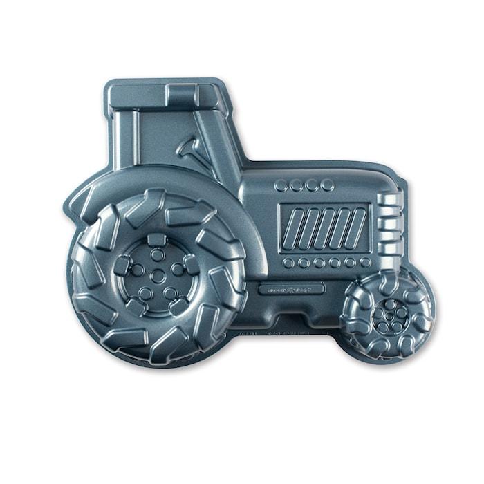 Traktorform Blå