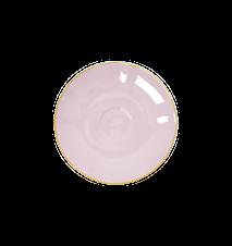 Tefat 17 cm Porslin Rosa