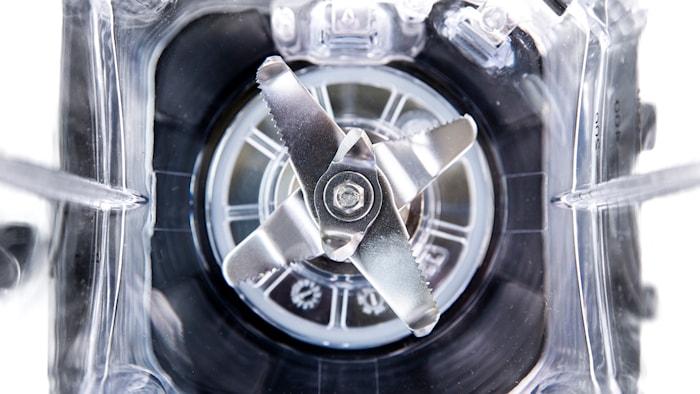 Blender X 1000 1,3HP 1,2 L Svart