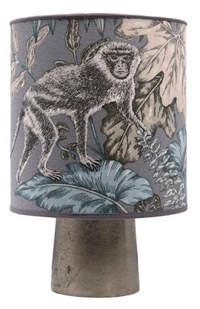Bordlampe Ikonisk Inkl. Ape Blå