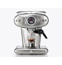 X1 E&C 60247IL Espressomaschine Silber