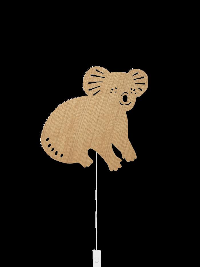 Koala Lampa Oiled Oak