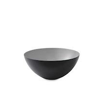 Krenit Skål Grå Ø 12,5 cm