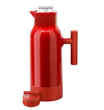 Accent Coffee Thermos Red