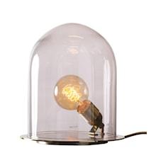 Bordslampa Glow in a Dome Mässing Medium