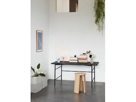 Skrivbord Metall och Trä Svart