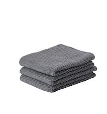 Tiskirätti  Cool Grey 3 kpl