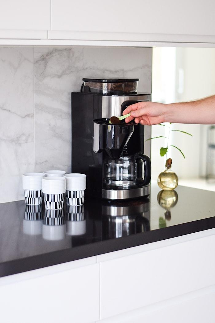 KA4810 Kaffebrygger Med Kværn