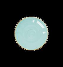 Tefat 17 cm Porslin Mint