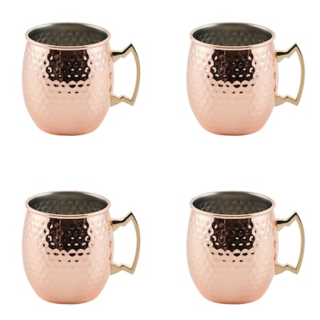 Moscow Mule Glas 57 cl 4-pack