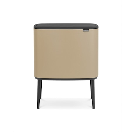 Bo Touch Bin, 11L + 23L, Mineral Gold Beach