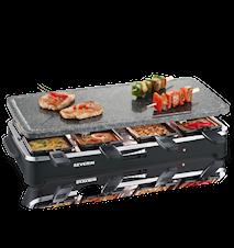 Raclette Grill Natursten
