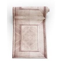 Dutch inlay panelling tapet – Blekt