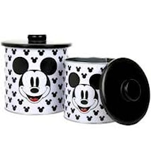 Disney Mickey Mouse Blechdose 2 St