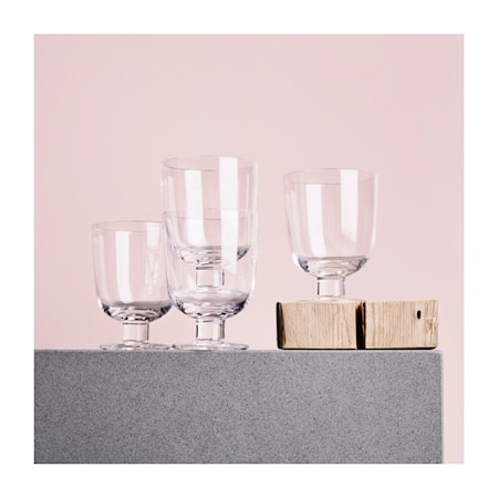 Lempi glas 34cl klar 4-pack