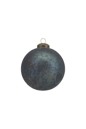 Ornament Nuance Ø 8 cm Blå