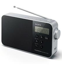 Radio FM/SW/MW/LW Svart