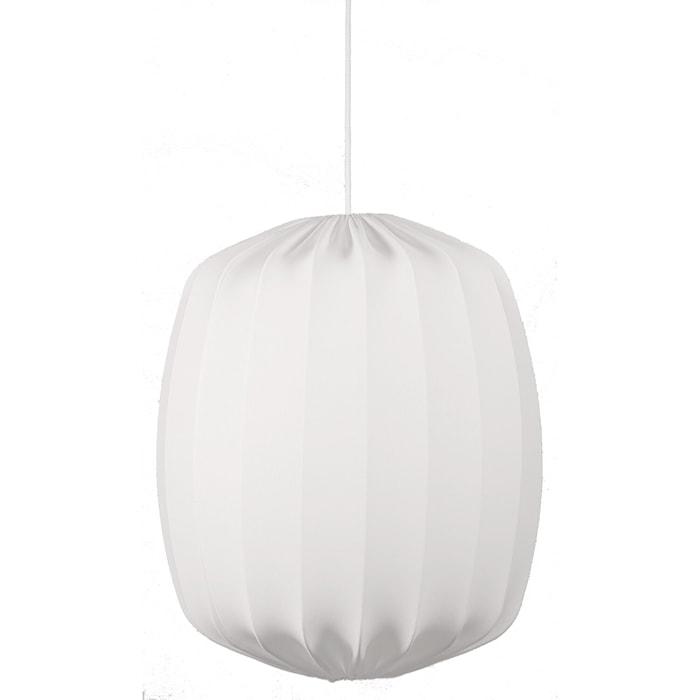 Prisma Suspension Blanc 45 cm