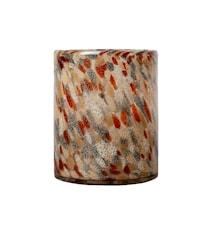 Vas/Ljusstake Calore Multicolour 24 cm