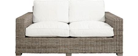 Dyna till Hudson 2-sits soffa Natur