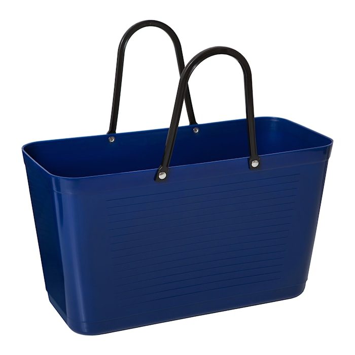 Väska Stor Blå