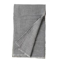 Sjal Grey Cotton