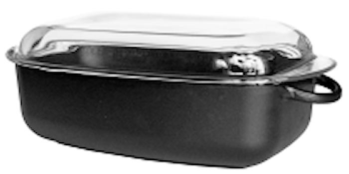 Gryta Oval 4,5 L Glaslock