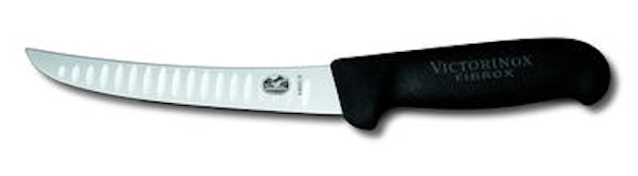 Urbeningskniv Fibroxhandtag Svart 15 cm