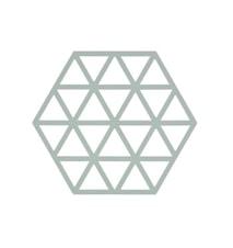 Triangles Grytunderlägg Nordic Sky 16x14 cm