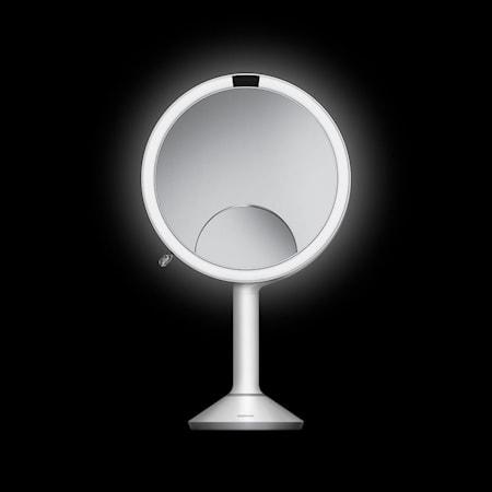 Sensor Spegel Trio Vit