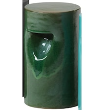 Tour path lampe - Green glaze