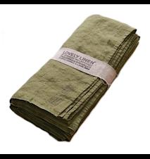 Lovely linen tablecloth duk 145x380