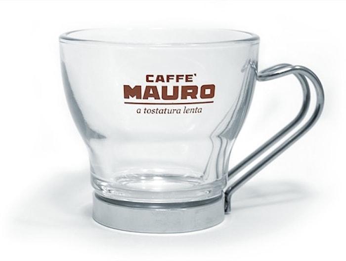 Espressoglass med håndtak