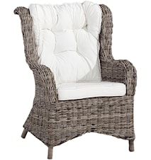 Wingchair exklusive dyna Kubu Grey