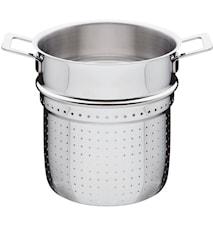 Pots & Pans Pastainsats/Durkslag Ø 20 cm