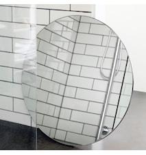 Walls Spegel Ø 80 cm Klar