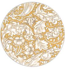 Dessous de plat Batcherlor's Buton 23,5 cm Jaune