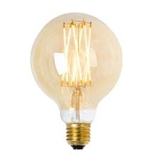 LED globe gold 95 E27 4W