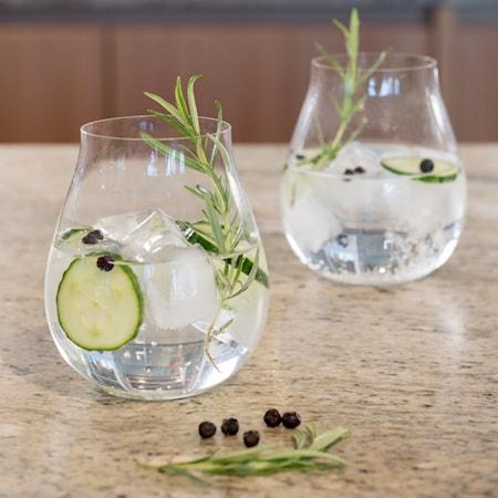 O Wine Gin & Tonic Set 4 pack