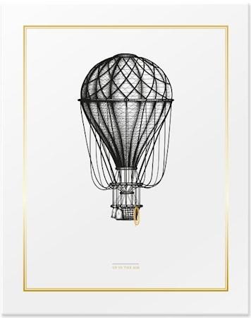 Ballon poster – 40x50
