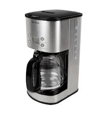 Kaffebryggare med Timer Digital