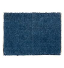 Bordbrikke Raw 33 x 48 cm - Mørkeblå