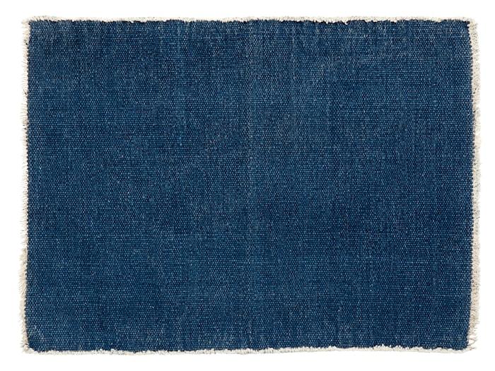 Dækkeserviet Raw 33x48 cm - Mørkeblå