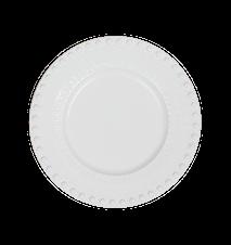 DAISY Desserttallerken Hvid 22 cm