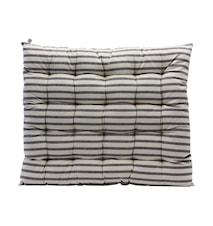 Stolpute Stripete Svat/Grå 70x60 cm