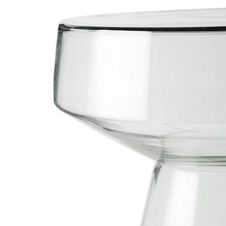 Sidebord i Glass